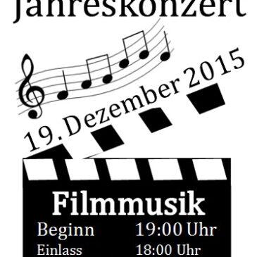 Jahreskonzert 2015