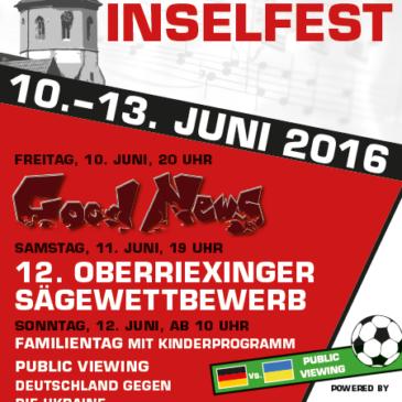 Inselfest 2016