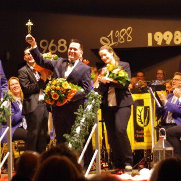 Ohne Ende Jubiläen beim Jahreskonzert der Stadtkapelle Oberriexingen