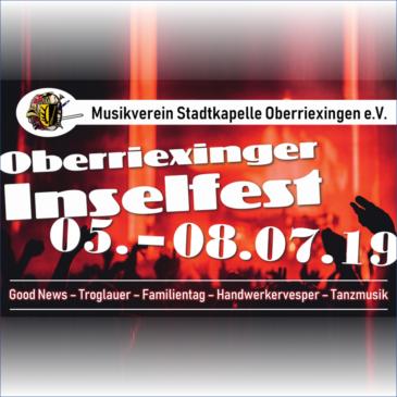 Inselfest Oberriexingen – das Traditionsfest für Jung und Alt