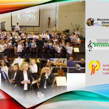 Benefizkonzert der Jugendkapellen Oberriexingen und Sersheim