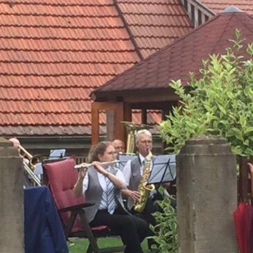 Musikalische Begleitung des ökumenischen Gottesdienstes