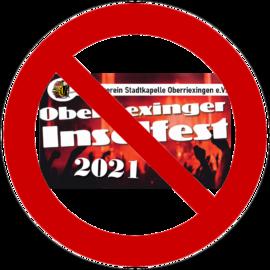 Absage: Inselfest 2021